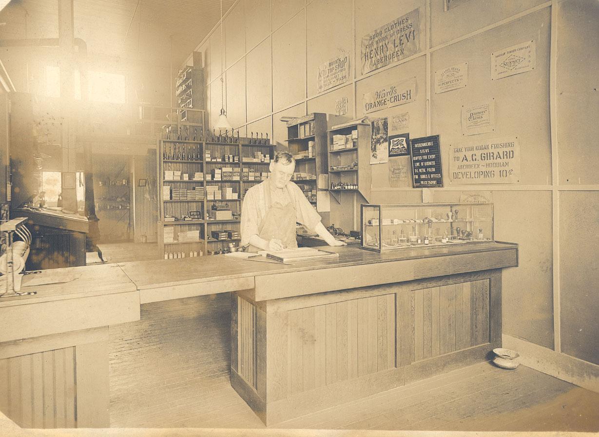 Grays Harbor Stamp Works